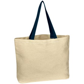 Company Natural Cotton Canvas Tote Bag