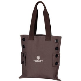 Natural Shoulder Tote Bag