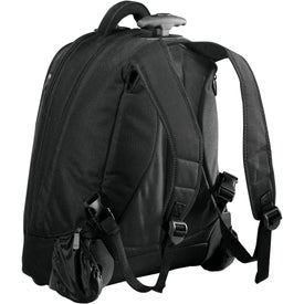 Company Navigation Deluxe Rolling Backpack
