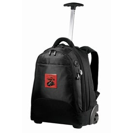 Navigation Deluxe Rolling Backpack for your School