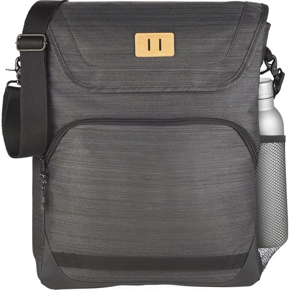 Charcoal NBN Mayfair Deluxe Computer Tote