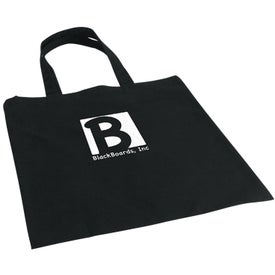 Monogrammed Negozio Colored Cotton Tote