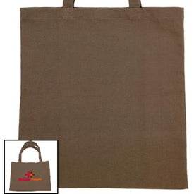Negozio Colored Cotton Tote for Your Organization