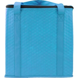 Neptune Large Insulated Zippered Tote Bag