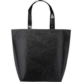New Castle Non-woven Metallic Tote Bag