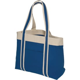 Newport Tote - 10 Oz. Cotton for Advertising