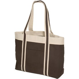Newport Tote - 10 Oz. Cotton Branded with Your Logo