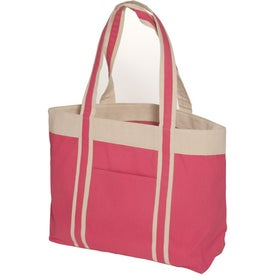 Advertising Newport Tote - 10 Oz. Cotton