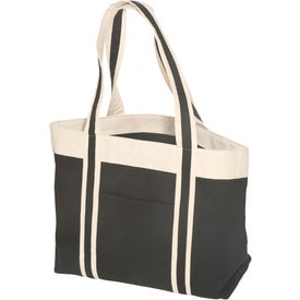 Custom Newport Tote - 10 Oz. Cotton