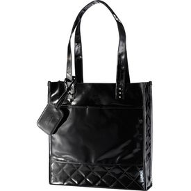 The Nicole Quilted Shopper Tote Giveaways