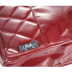 The Nicole Quilted Shopper Tote for Your Church