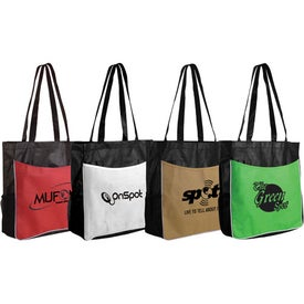Advertising Non Woven Business Tote Bag