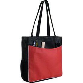 Customized Non Woven Business Tote Bag