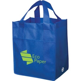Non-Woven Carry All Tote Bag