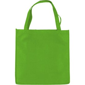 Non-Woven Economy Tote Printed with Your Logo