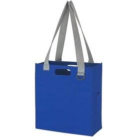 Customized Non Woven Expedia Tote Bag