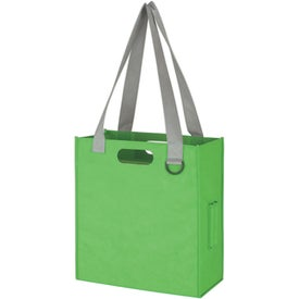 Custom Non Woven Expedia Tote Bag