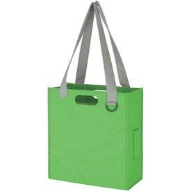 Custom Non Woven Expedia Tote Bag