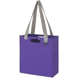 Logo Non Woven Expedia Tote Bag
