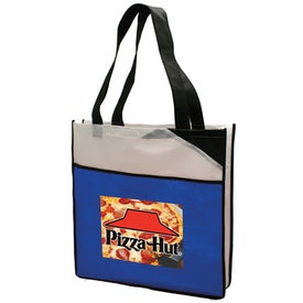 Non Woven Fashion Tote Branded with Your Logo