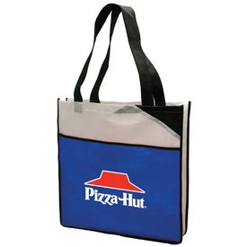 Non Woven Fashion Tote Imprinted with Your Logo