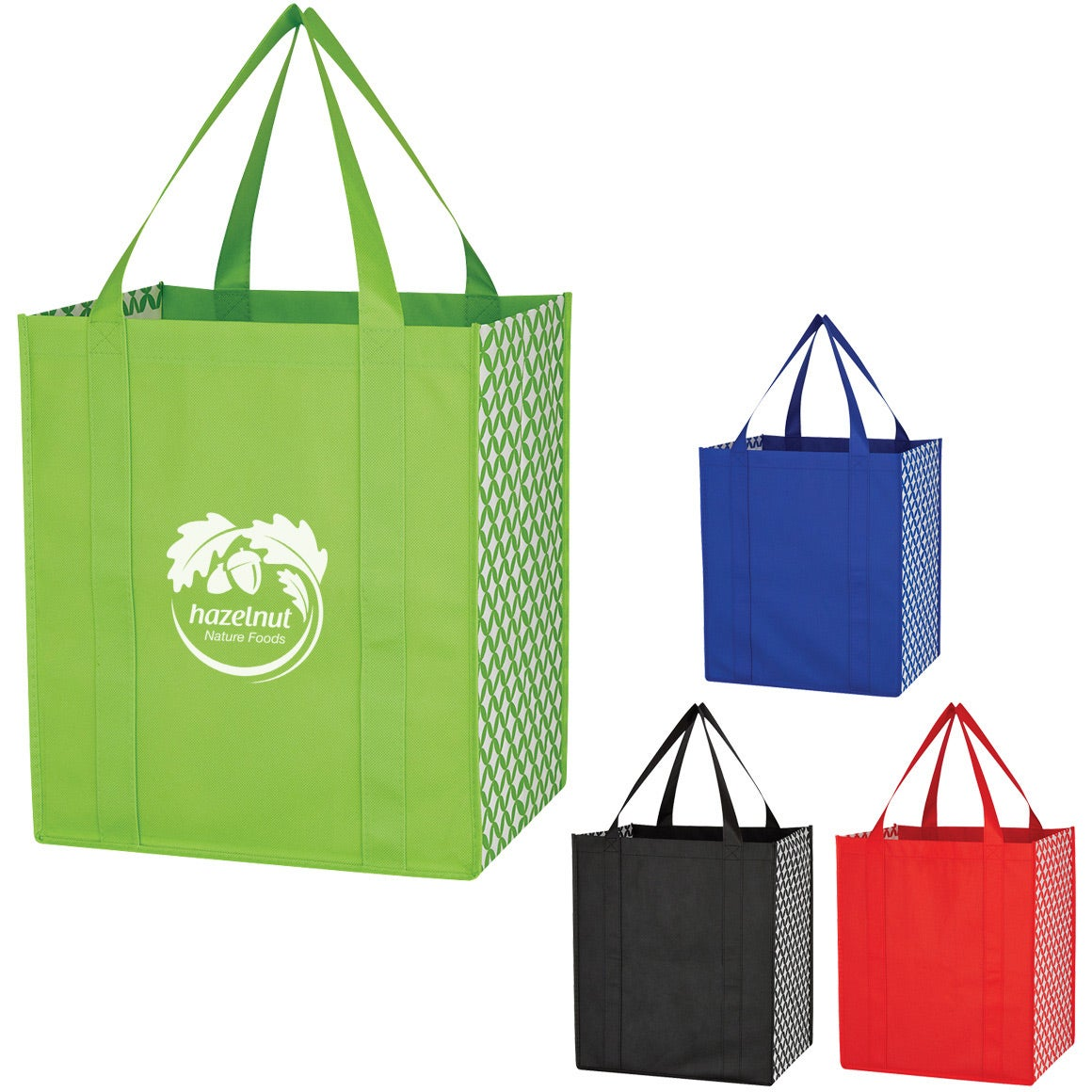 Non-Woven Frequent Shopper Tote Bag