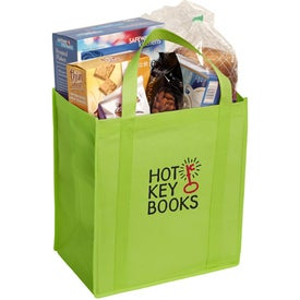 Promotional Non-Woven Grocery Tote Bag