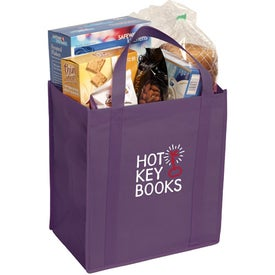 Non-Woven Grocery Tote Bag for Your Church