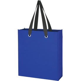 Printed Non-Woven Grommet Totes