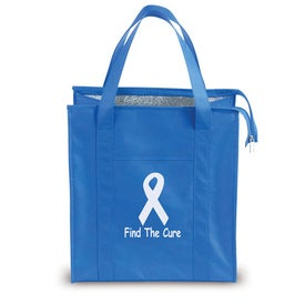 Non Woven Insulated Shopping Tote for your School