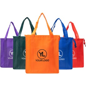 Non-Woven Insulated Tote Bag