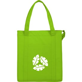 Imprinted Non-Woven Insulated Tote