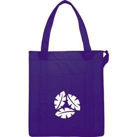 Monogrammed Non-Woven Insulated Tote