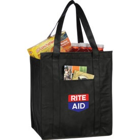 Non-Woven Insulated Tote Branded with Your Logo