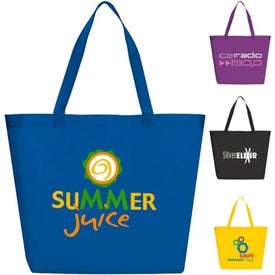 Non-Woven Large Boat Tote for Promotion