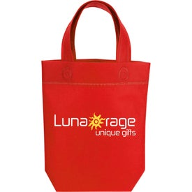 Non-Woven Little Gift Tote with Your Logo