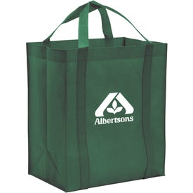 Non-Woven Reusable Grocery Tote for Your Church