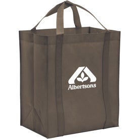 Customized Non-Woven Reusable Grocery Tote