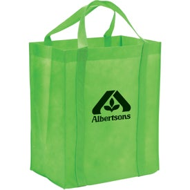 Promotional Non-Woven Reusable Grocery Tote