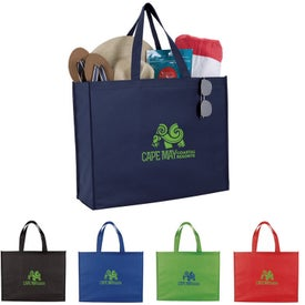 Non-Woven Shopper Tote Bag (Quick Ship)