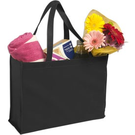 Non-Woven Shopping Tote Bag with Your Logo