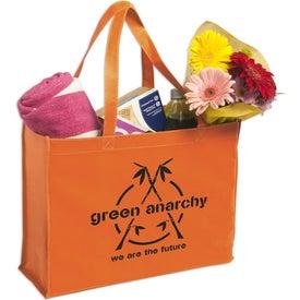 Custom Non-Woven Shopping Tote Bag