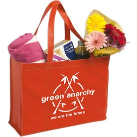 Non-Woven Shopping Tote Bag for Your Company