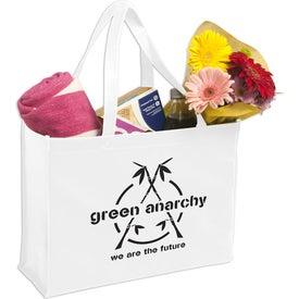 Customized Non-Woven Shopping Tote Bag