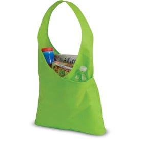 Non Woven Sling Tote Printed with Your Logo