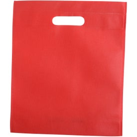 Non-Woven Super Value Tote Bag Imprinted with Your Logo