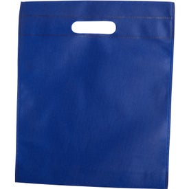 Non-Woven Super Value Tote Bag with Your Slogan