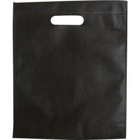 Monogrammed Non-Woven Super Value Tote Bag