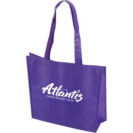 Non Woven Textured Tote Bag (Screen Print)