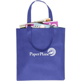 Personalized Non-Woven Value Tote Bag
